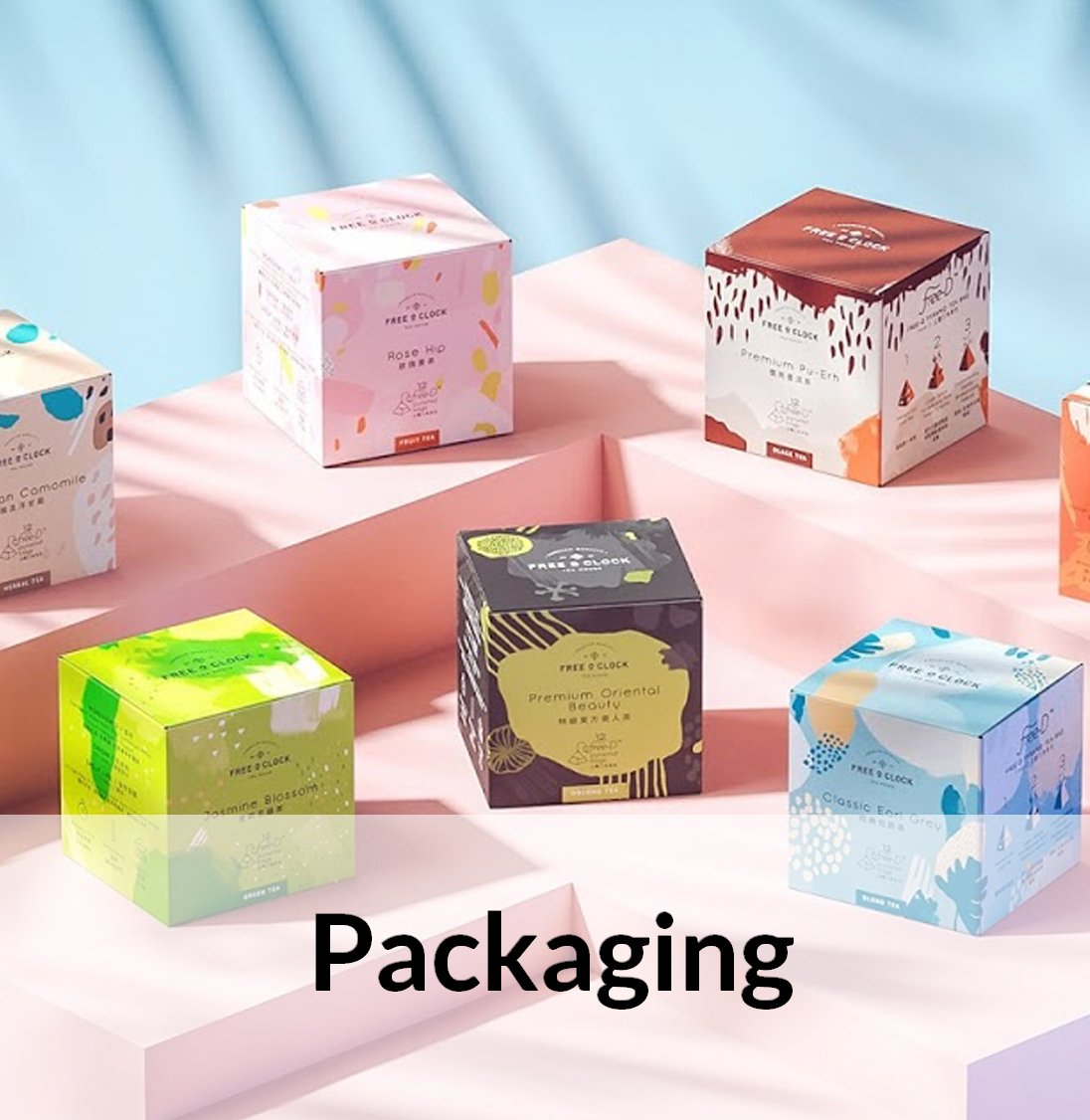 impression packaging
