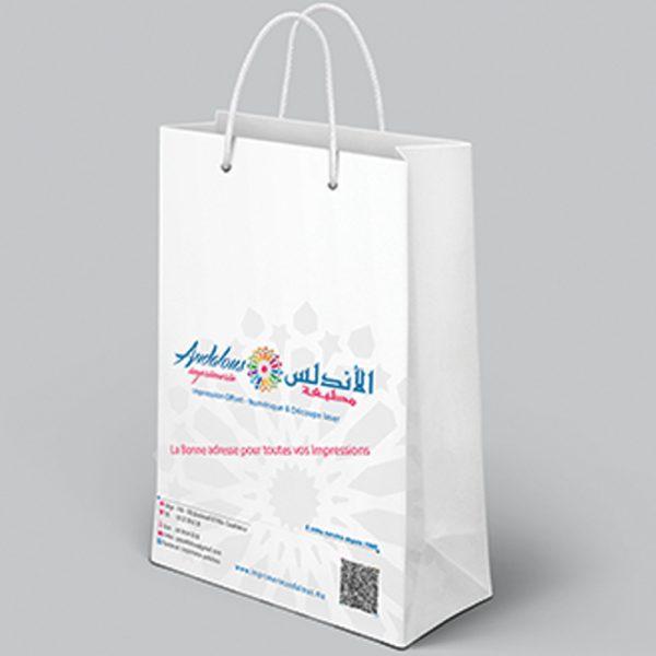 Impression sac en papier